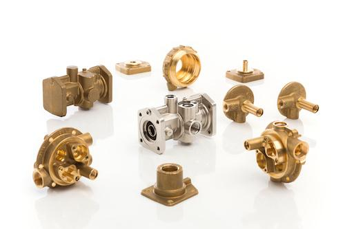 Brass Forgings - Hot Forged and Machined Brass Components