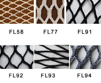 Knotless nets - Nylon knotless nets