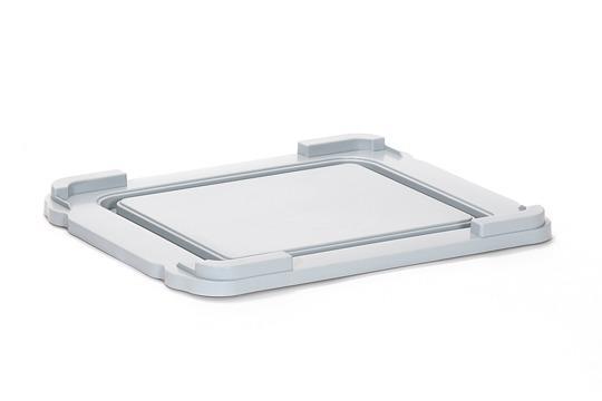 Lid for plastic box - 620x500mm