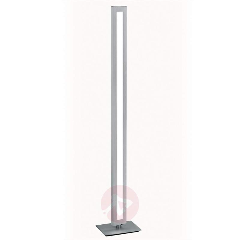 LED floor lamp Silas with a puristic design - Floor Lamps