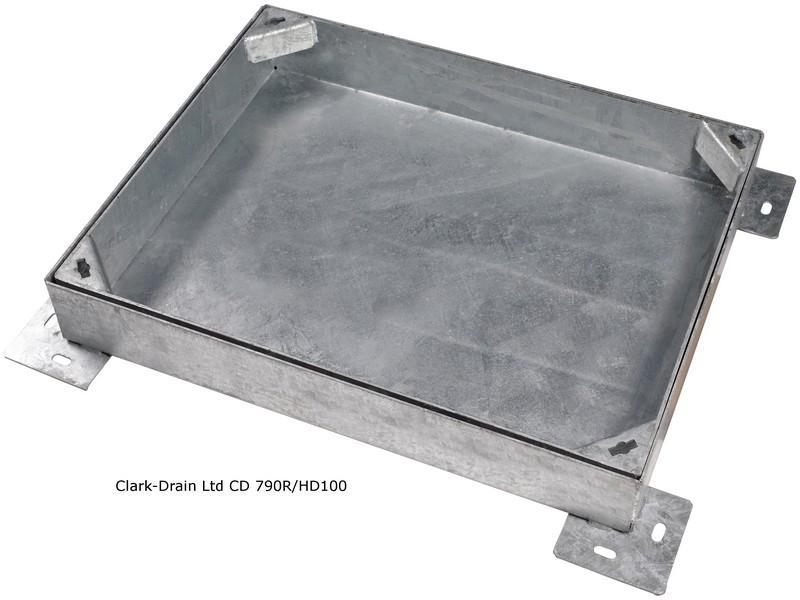 Manhole Cover - CD 790R/HD100