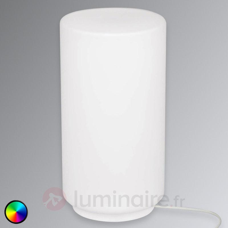 Yam lampe à poser LED RVB et télécommande - Lampes à poser LED