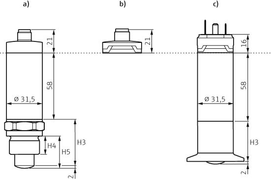 Liquipoint FTW33 - Détecteurs et capteurs de mesure de niveau