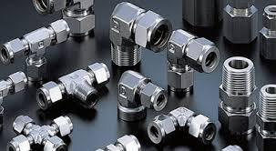 Titanium Compression Tubes Fittings - Titanium Compression Tubes Fittings