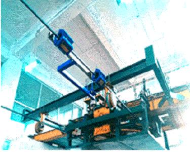 Онлайновая система контроля безопасности в реальном времени  - для стального каната рудничной канатной дороги