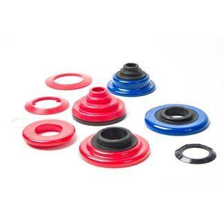 Anello e protezione polare - Stampaggio plastica