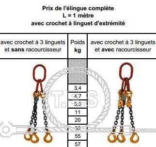 CHAINE 3 BRINS AVEC CROCHETS DE SECURITE