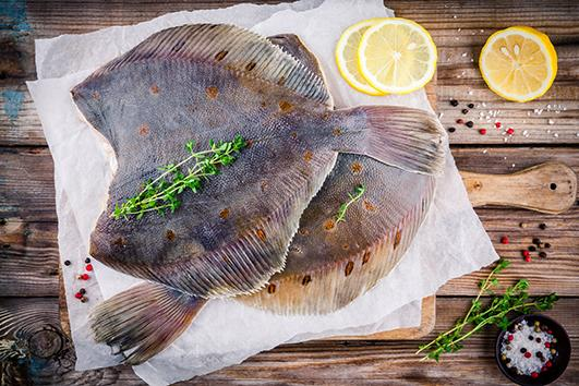 SHEETS FOR FISH  - Packaging for seafood industry