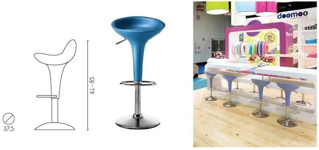 High chairs - For stands or showrooms