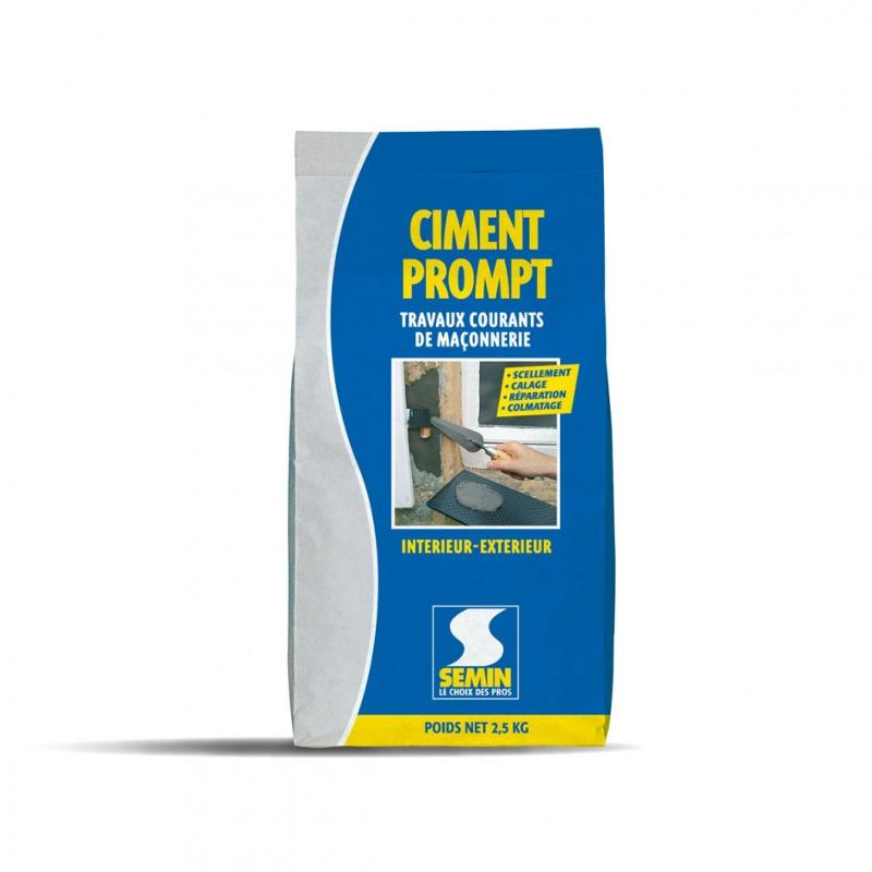 QUICK-SET CEMENT - Quick-setting mortars and cements