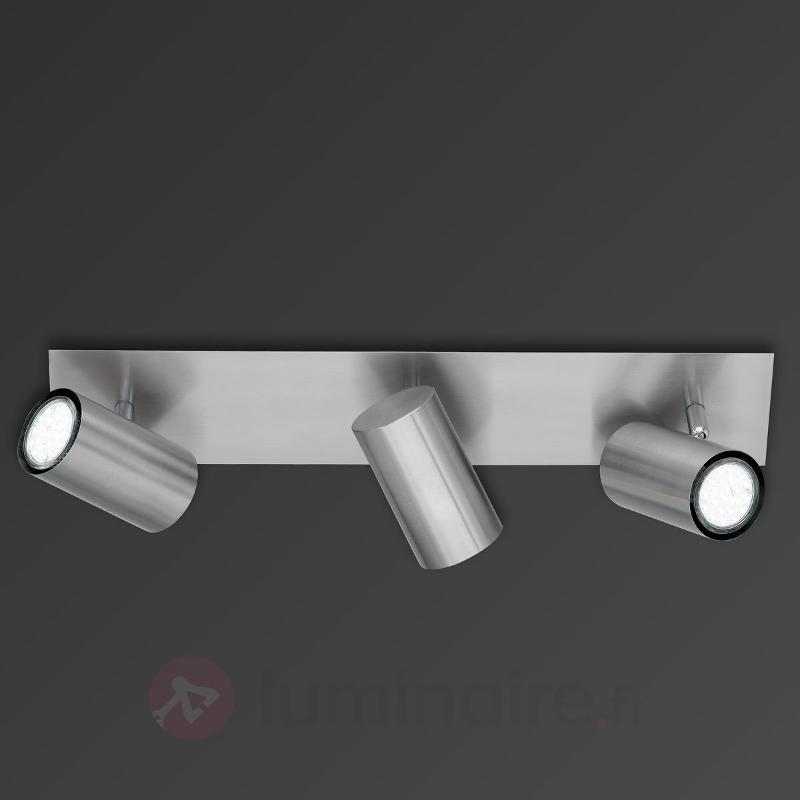 Plafonnier halogène Dora à 3 lampes - Spots et projecteurs halogènes
