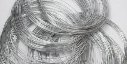 Metalizado - Alambres de zinc (Zn) y alambres de zinc-aluminio (ZnAl) para metalización