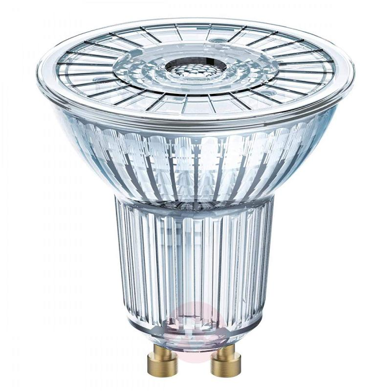 GU10 3.1 W 827 LED reflector lamp Superstar 36° - light-bulbs