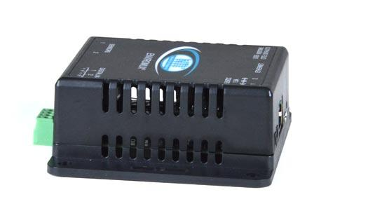 Micro Environment Monitoring System - E-MICRO-TRHP Monitoring System / Temperature/Humidity Sensor over IP