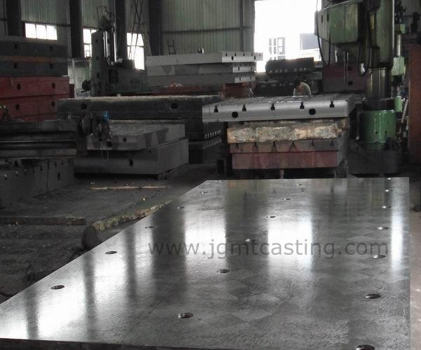Cast Iron Surface Plates -