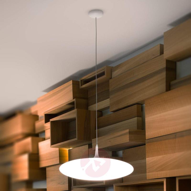 Squash - LED pendant light made from polyethylene - Pendant Lighting