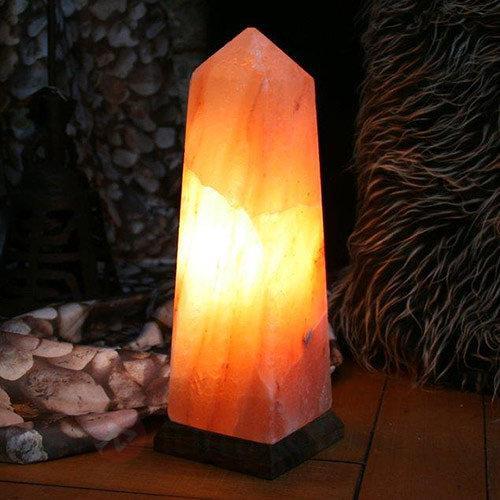 Impressionnante lampe de sel PARIS - Lampes de sel
