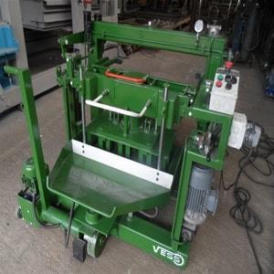 Manual Block Making Machine Economy Price - Manual Block Making Machine, Advance Technology For Sale
