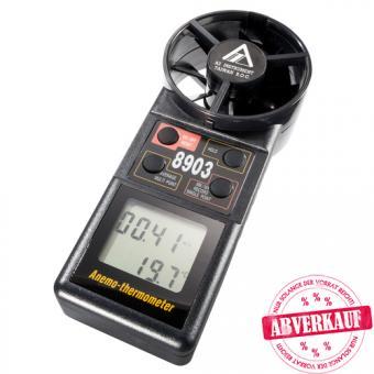 Anemometer 8903 - Temperature measurement devices