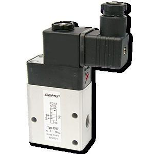 GEMÜ 8357 - Electrically operated pilot solenoid valve