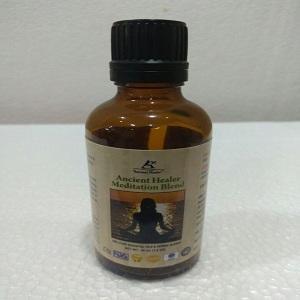 Ancient Healer meditation blend 50ml - meditation massage oil blend