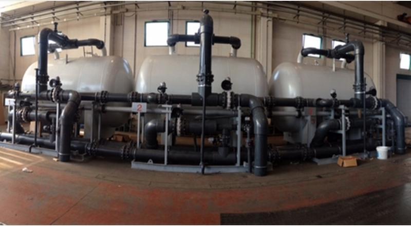 Wasserreinigungsfilter - null