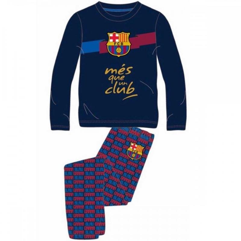 10x Pyjamas Barcelone du 4 au 12 ans - Pyjama