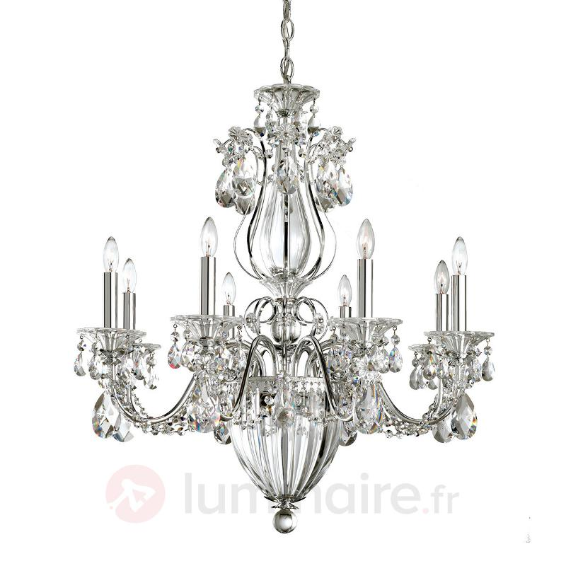 Joli lustre en cristal Bagatelle - Lustres en cristal