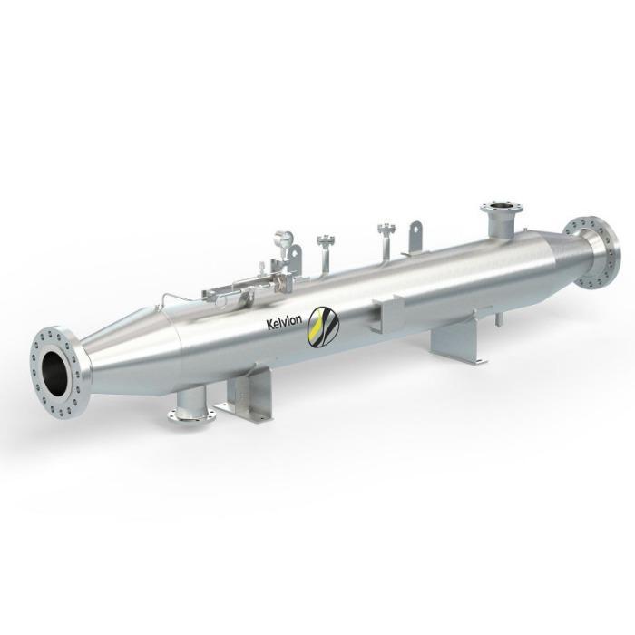 Intercambiadores de calor de doble tubo de seguridad - Diseño seguro
