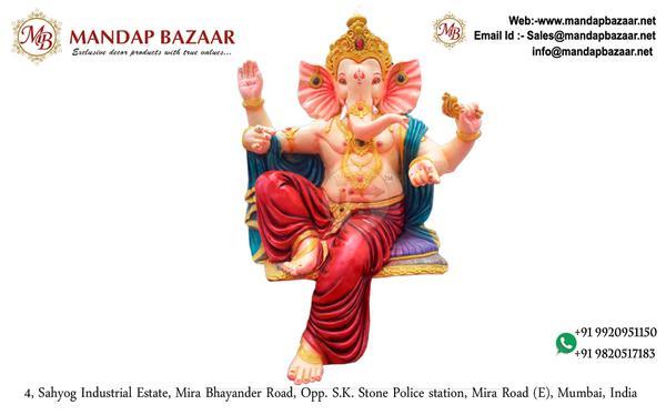 Ganpati Murti - Swing Ganeshji