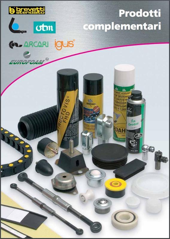 Materiali speciali - Prodotti complementari