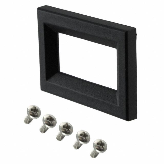 BEZEL DMS-20 SERIES RECT - Murata Power Solutions Inc. DMS-BZL3-C