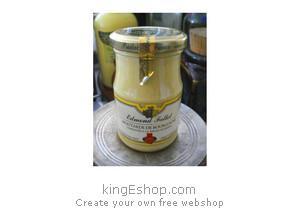 Moutarde de Bourgogne E.Fallot IGP - Référence : YMDFN