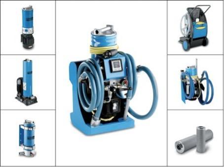 Systèmes de Dépollution - Hydraulique et lubrification