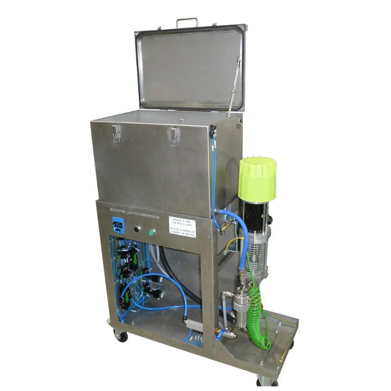 Immersion Washer - Electrostatic