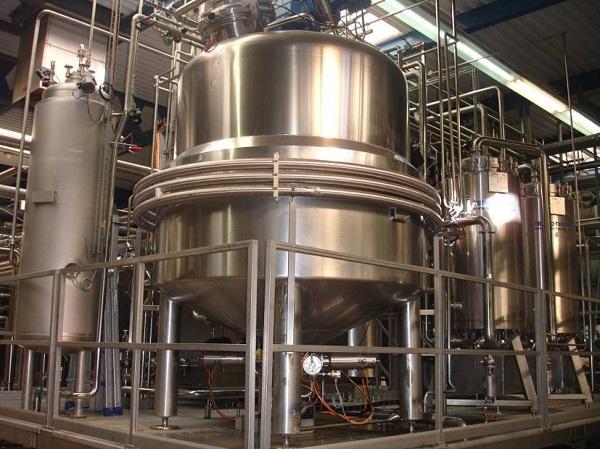 Componentes de la instalación, tecnología alimentaria  - Calentamiento óhmico I Compuerta automática I Módulo de agua caliente