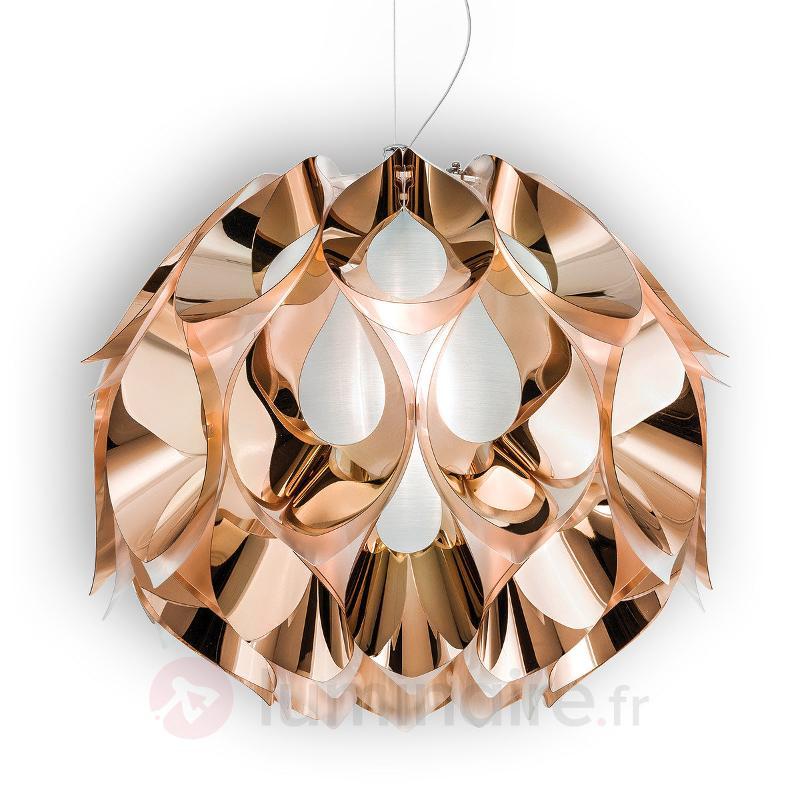 Flora - superbe suspension en cuivre - Suspensions design
