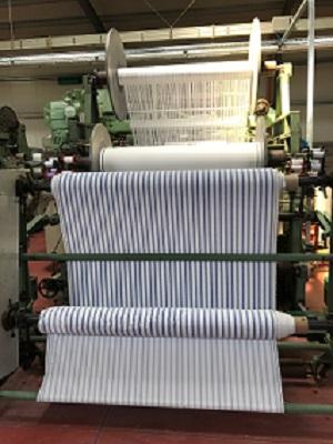 Materia Prima, tessuto microfibra per pulizia industriale