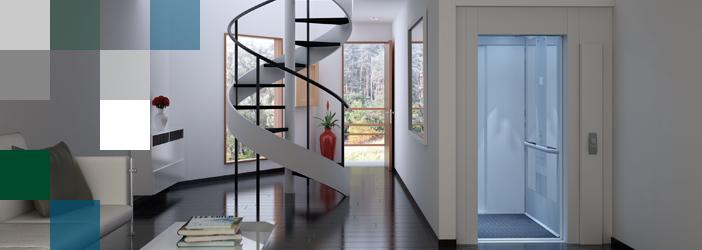 PLATFORM LIFTS WITH SMALL FOOTPRINTS - VERTIC®