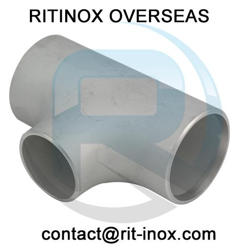 Carbon Steel Pipe Fabricated Tee