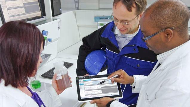 Measurement software - CYZ71D -