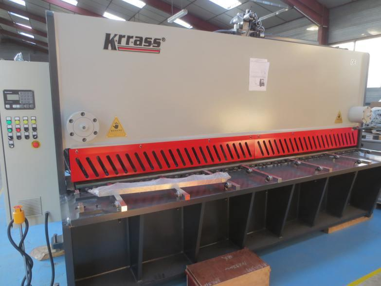 CISAILLE KRRASS - Machines Neuves