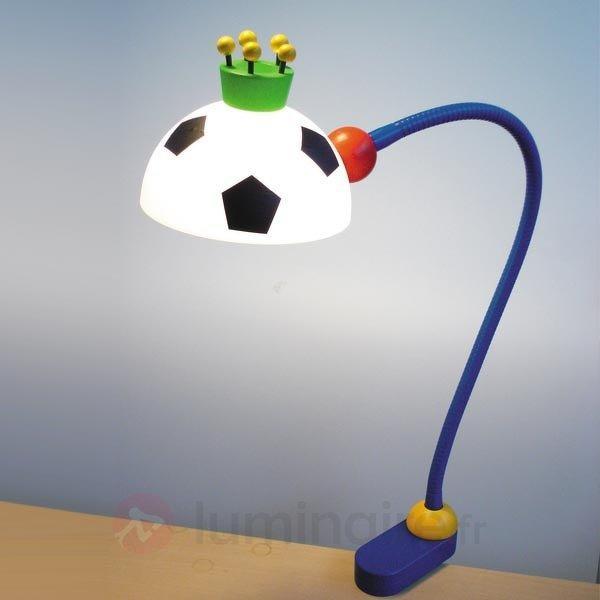 Lampe à pince Roi du football - Chambre d'enfant