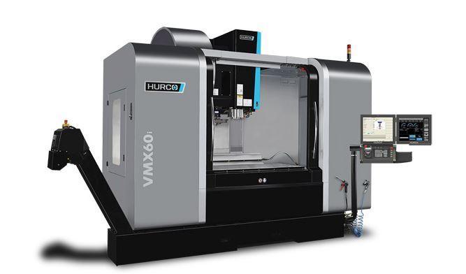 3-Achs-BAZ Hochleistung - VMX 60i - 3-Achs-Bearbeitungszentrum - VMX 60i