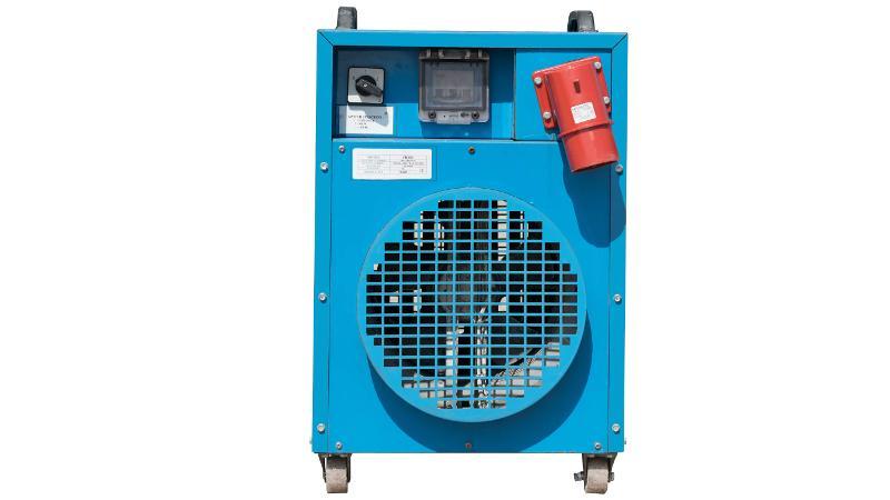 18 Kw Elektrisches Heizgerät - Heizgeräteverleih