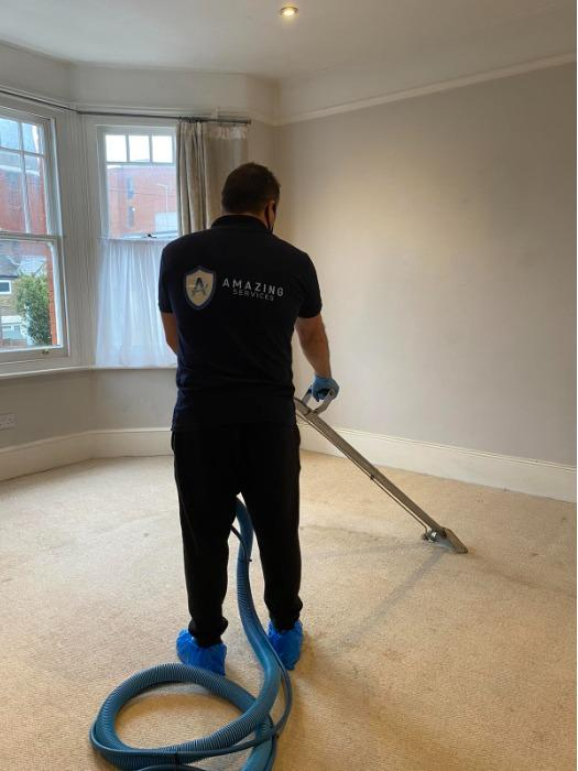 Professional Carpet Cleaning - Steam or dry cleaning of carpets, rug or runner