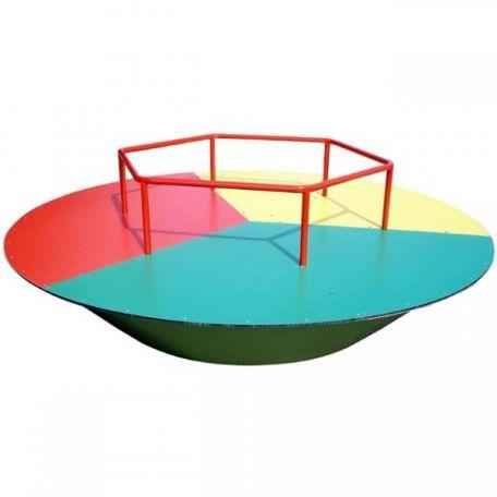 Tourniquet manège compact 2.30 m - Jeux - Loisirs - Sports