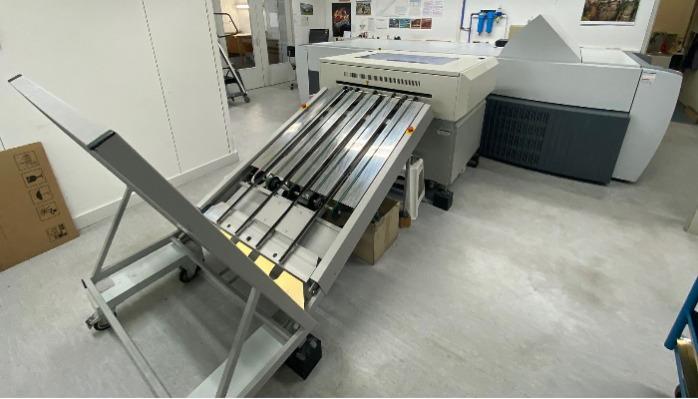 Heidelberg Suprasetter 105 - Used Machine