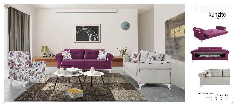 kunzite sofa set -