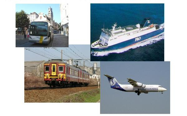 Rail transport - Rail transport